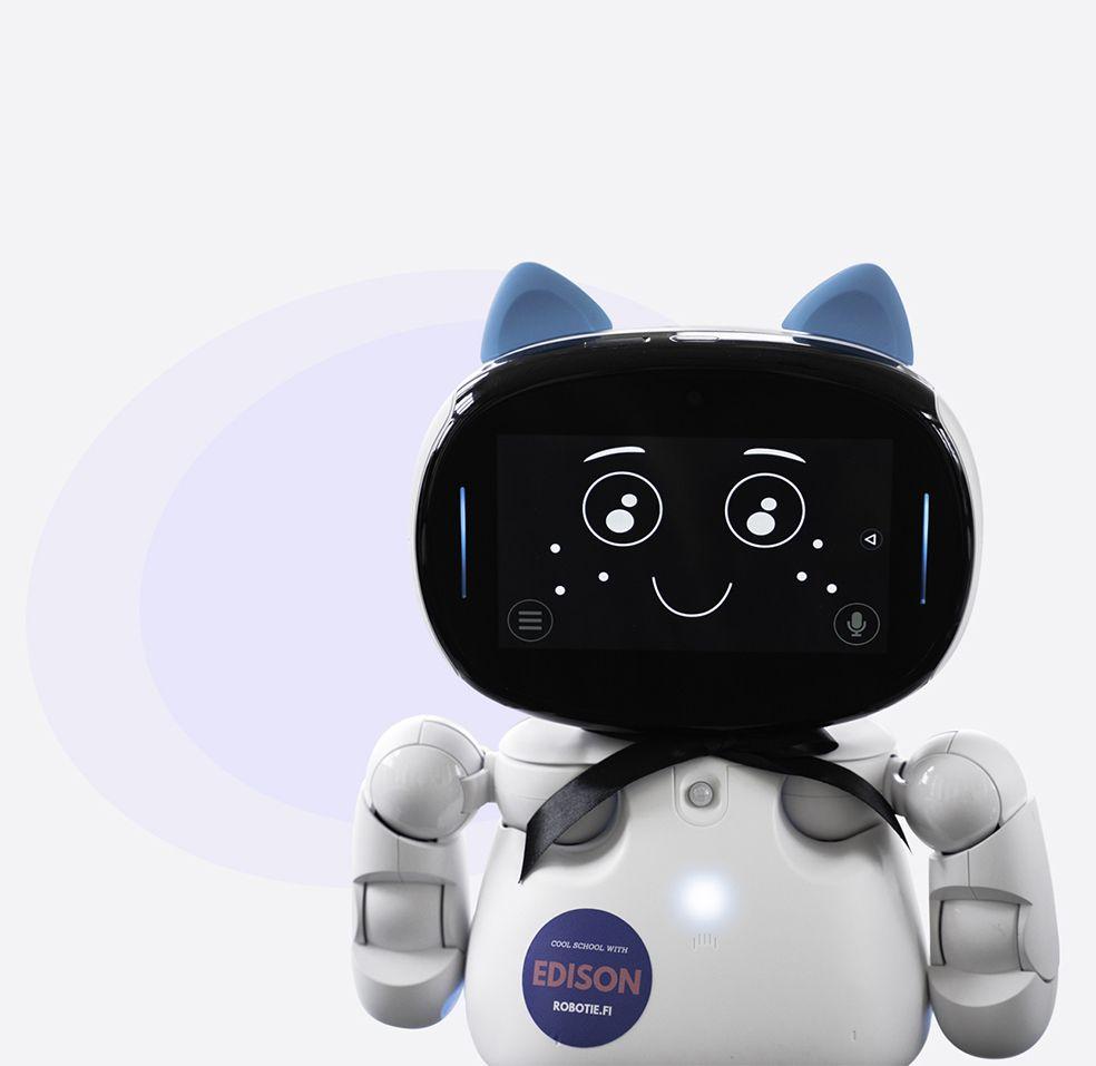 Edison robotti