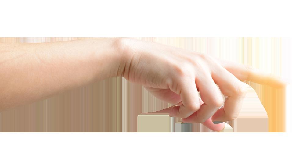 Ihmisen käsi